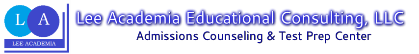 Lee Academia Educational Consulting, LLC